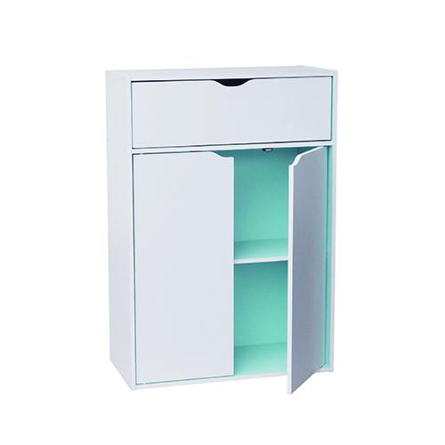 EZ HOME一柜桶二門柜 61.5x29x89cm