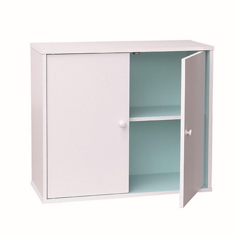 EZ HOME雙門儲物柜 70.2x29x60cm