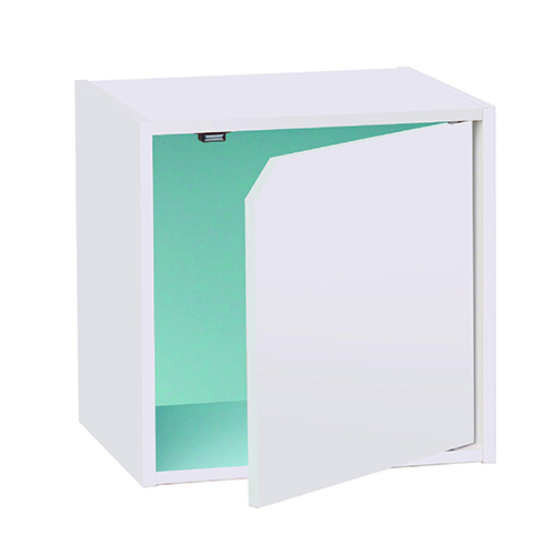 EZ HOME方格柜連門 35x29.2x35cm