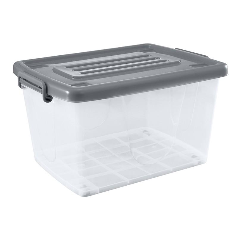 EZ KEEP52升透明膠箱