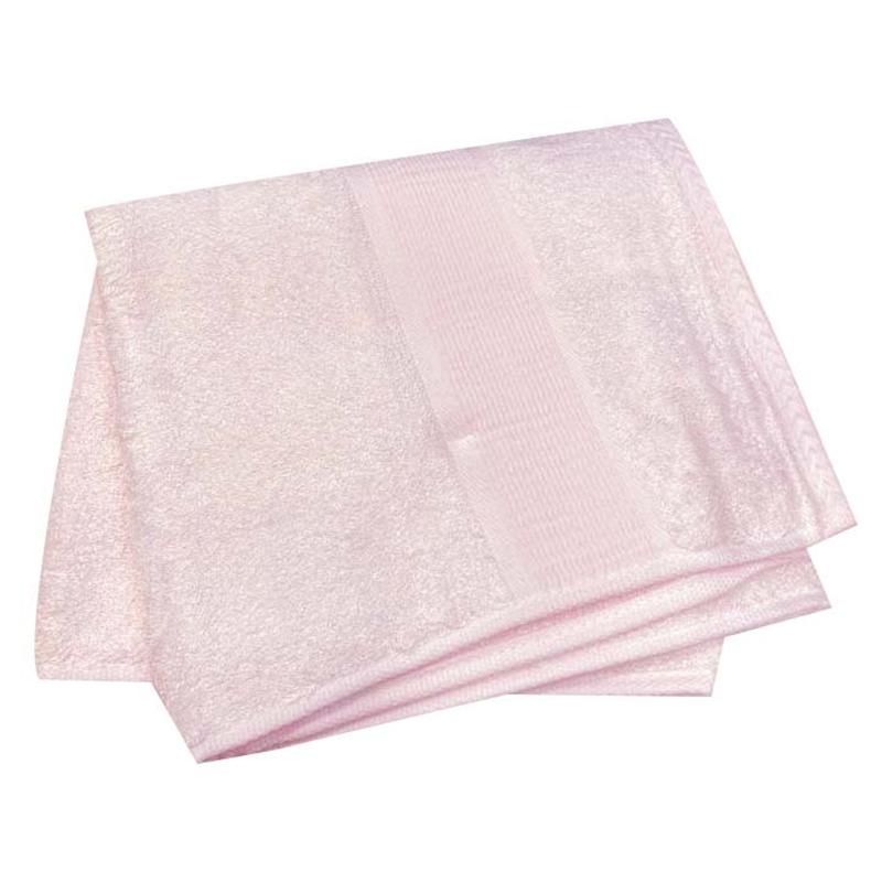 KATO竹纖維毛巾粉紅