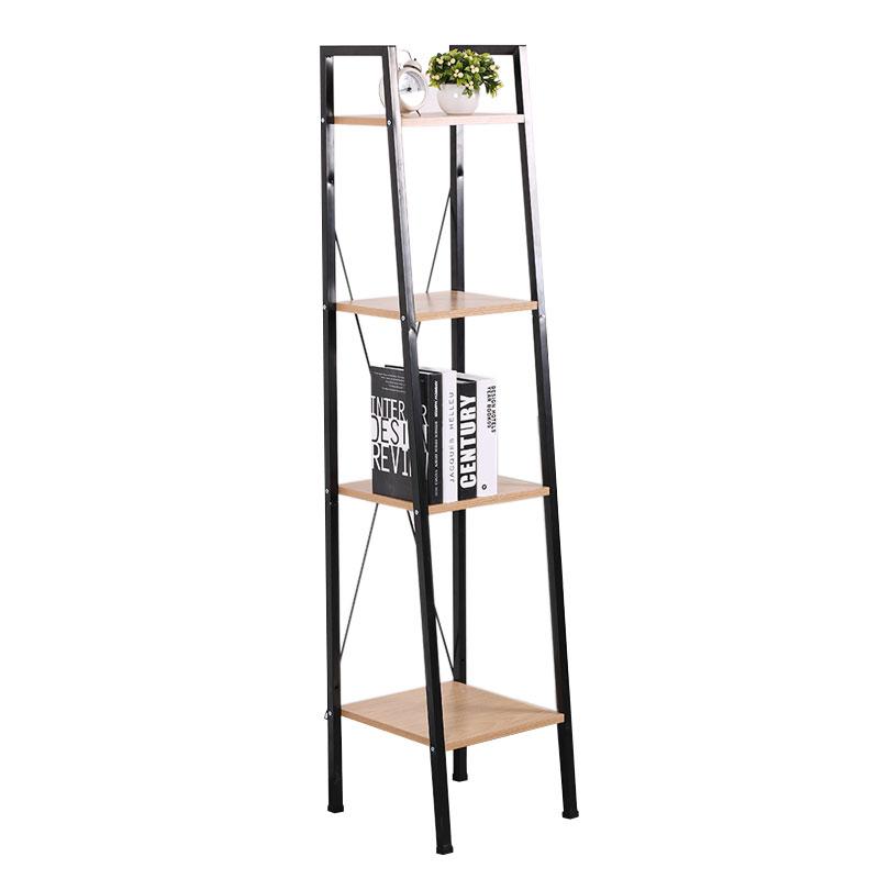 窄身4層置物架窄身4層置物架 (自行組裝)
