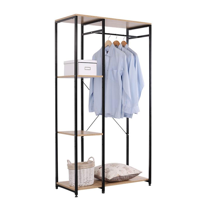 三呎衣物收納架三呎衣物收納架 (自行組裝)