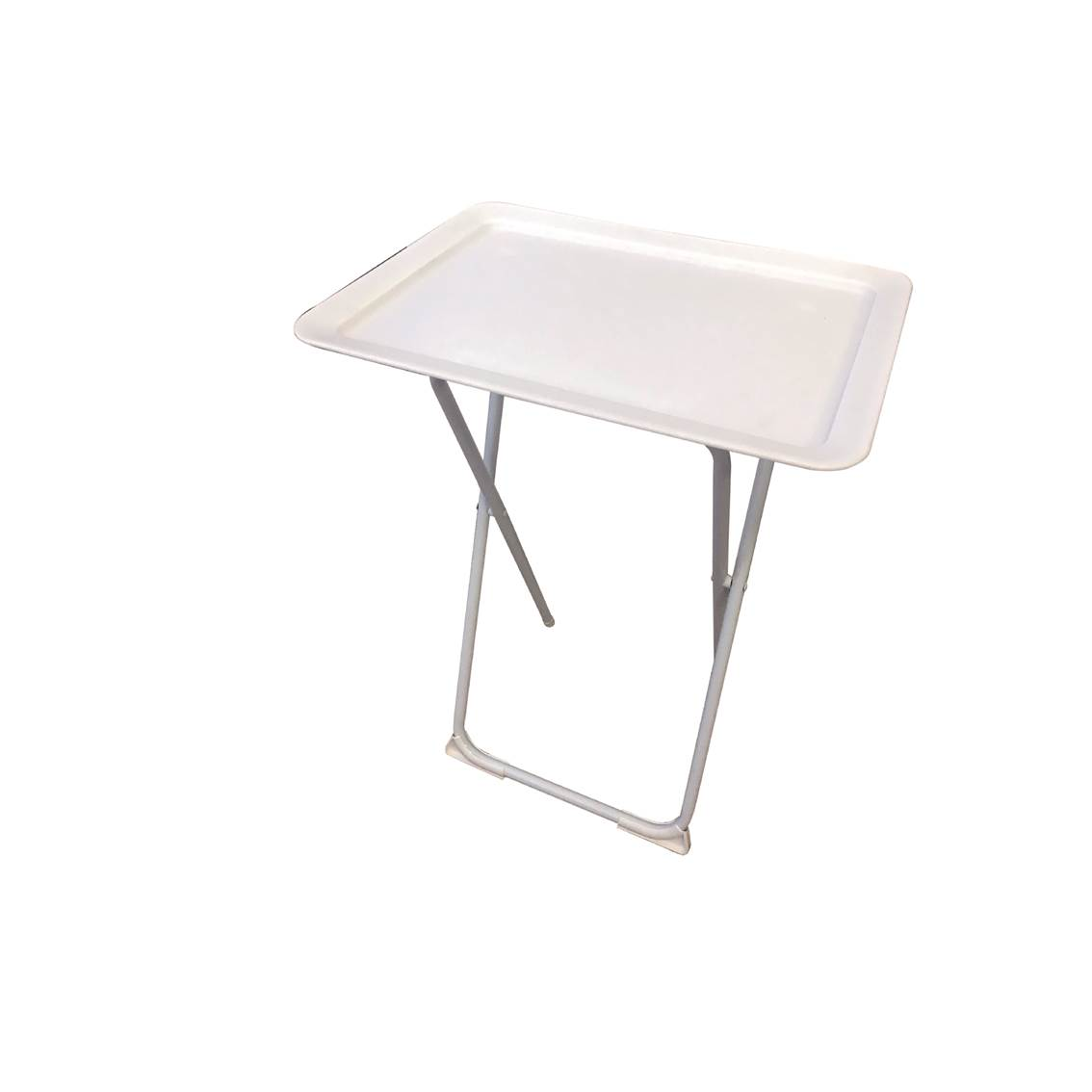 Japanhome塑料面摺檯(白色)