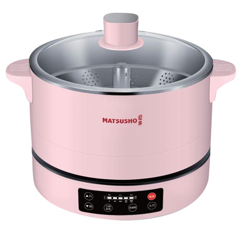 松井智能升降.多功能電熱鍋,4.0公升 (設: 低糖飯功能)
