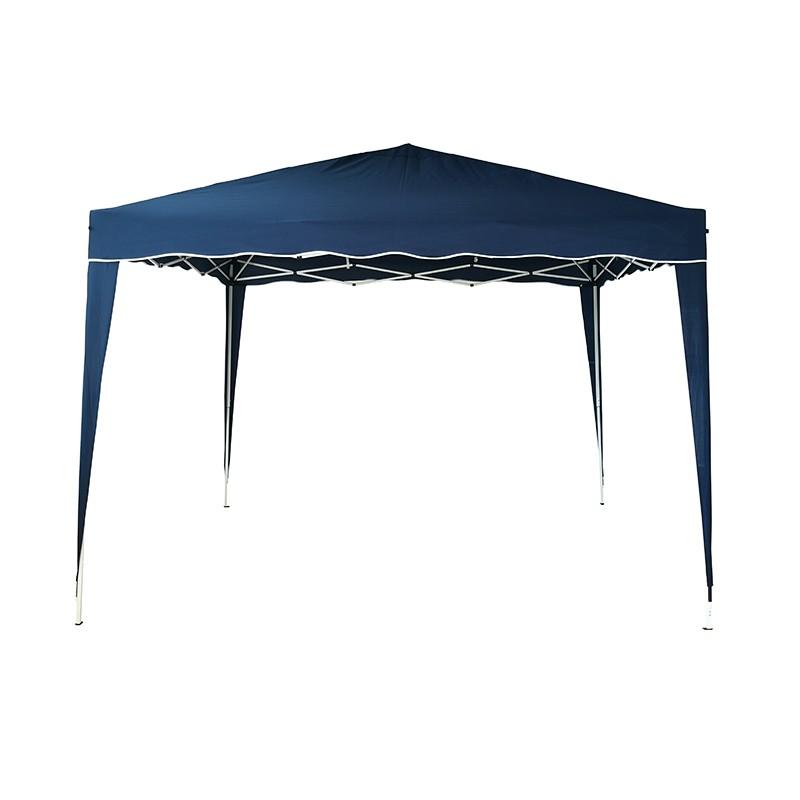 戶外摺疊戶外摺疊帳篷 (藍色)