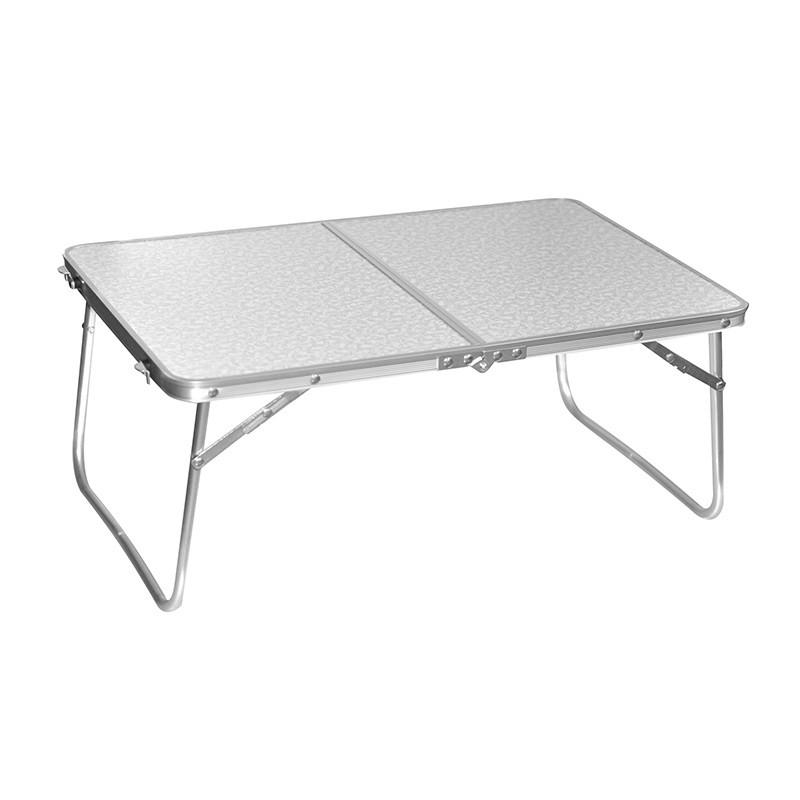 鋁合金鋁合金摺疊桌 (白色桌面)