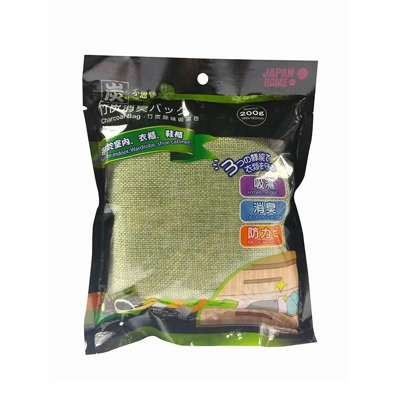 JAPAN HOME竹炭除味吸濕包200克