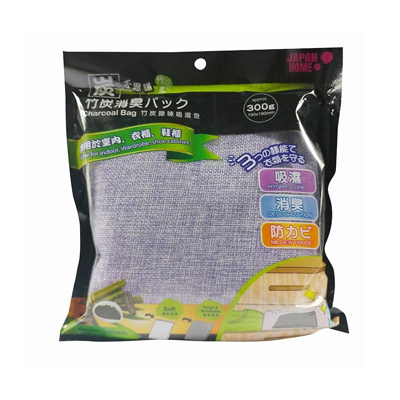 JAPAN HOME竹炭除味吸濕包300克