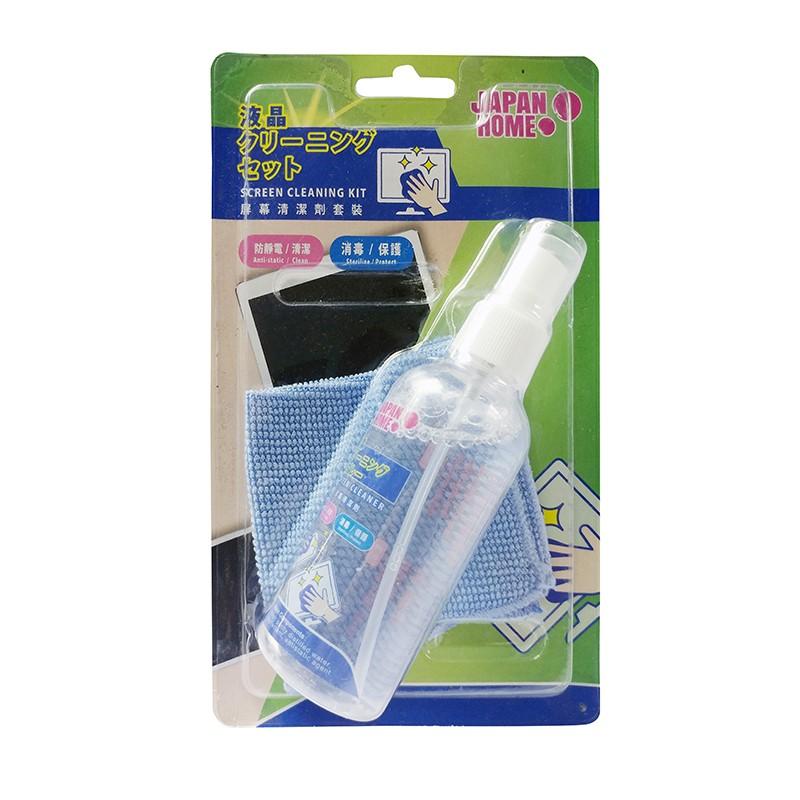 JAPAN HOME屏幕清潔劑套裝100毫升
