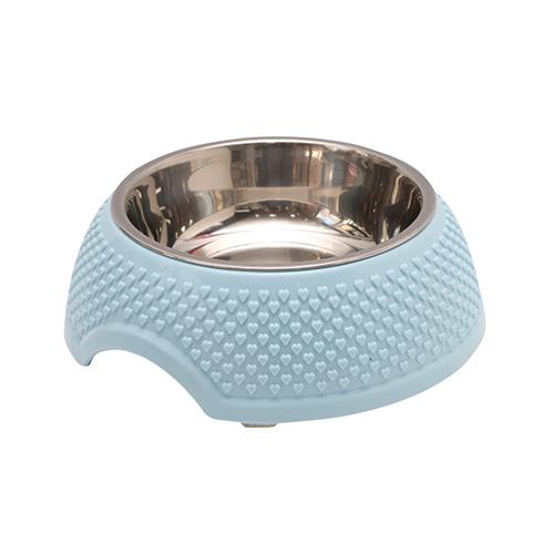 藍色寵物不銹鋼碗藍色寵物不銹鋼碗