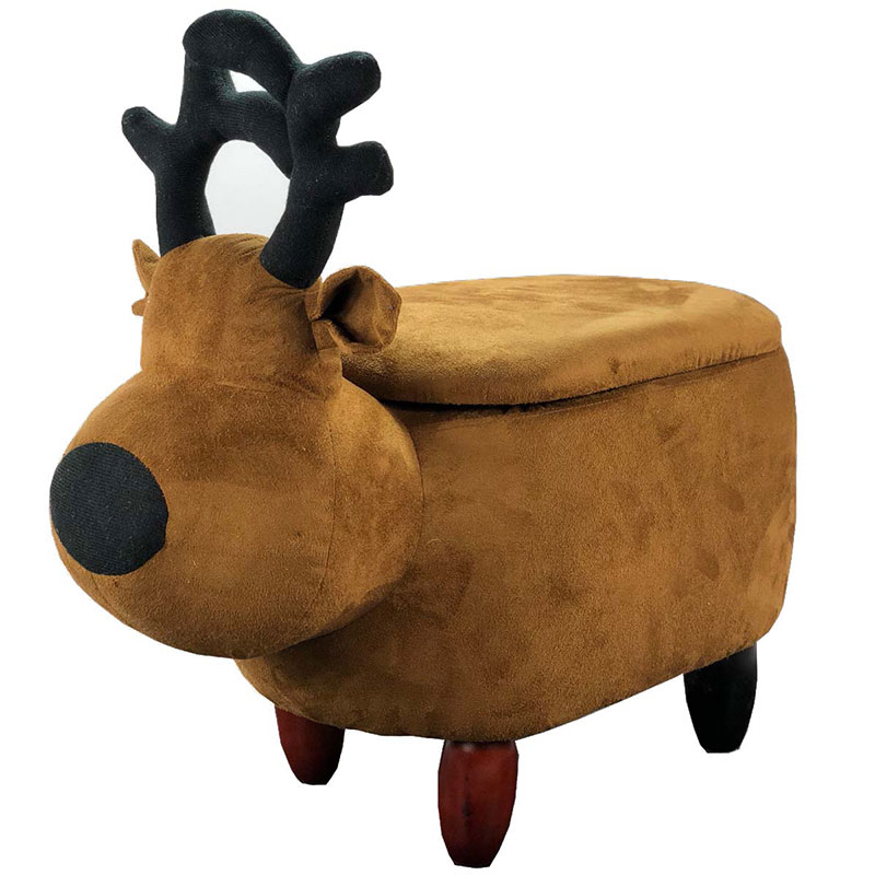 小鹿造型儲物凳小鹿造型儲物凳