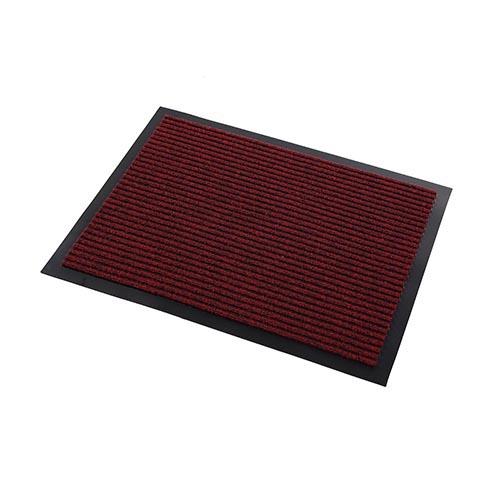 台灣製條紋門口墊台灣製造條紋門口墊 - 紅 45x60cm