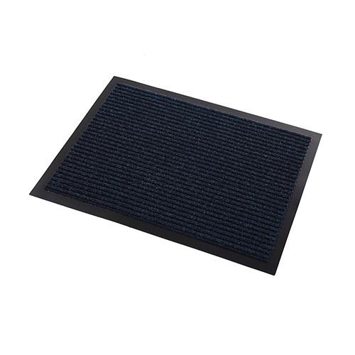 台灣製條紋門口墊台灣製造條紋門口墊 - 藍 45x60cm
