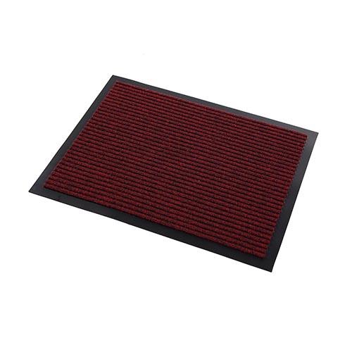 台灣製條紋門口墊台灣製造條紋門口墊 - 紅 45x75cm