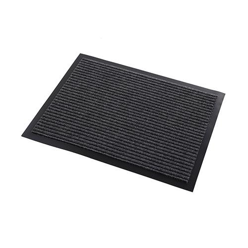 台灣製條紋門口墊台灣製造條紋門口墊 - 灰 45x75cm
