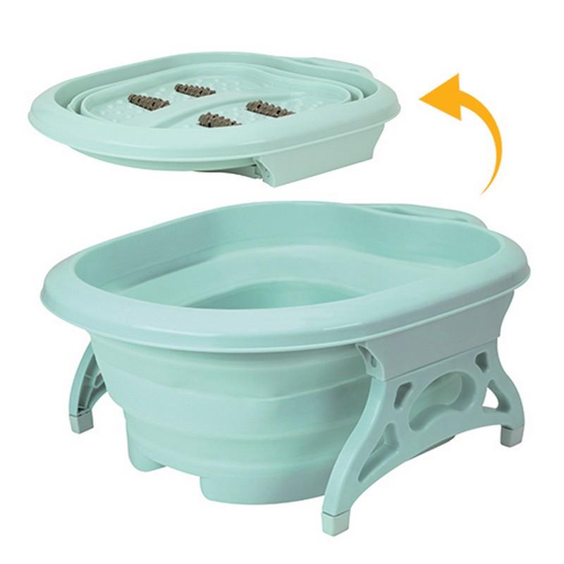 JAPANHOME摺疊足浴盤