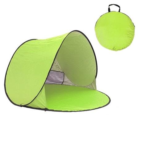 自動速開 沙灘2人帳篷-綠色自動速開 沙灘2人帳篷-綠色