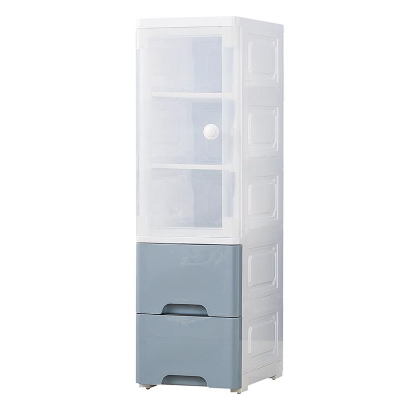 JAPAN HOME多用途窄身收納柜