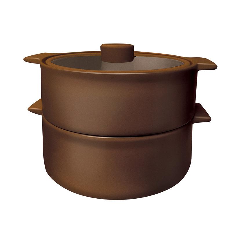 陶瓷蒸籠煲