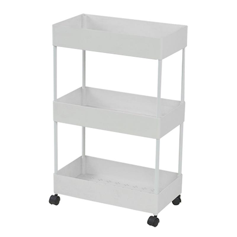3層窄身3層窄身活動納架 (白色)