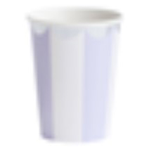 FESTIVALFESTIVAL紙杯八隻裝(紫色)