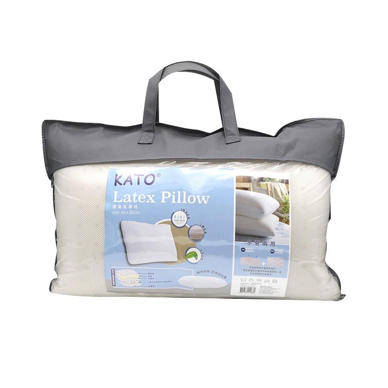 KATO透氣乳膠枕頭