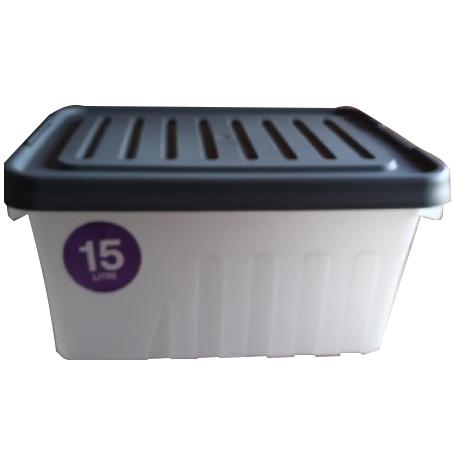 儲物膠箱15L