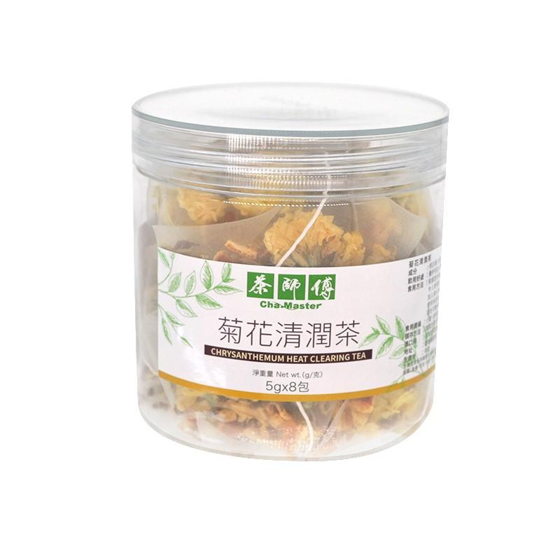 CHA MASTER菊花清潤茶 5G*8