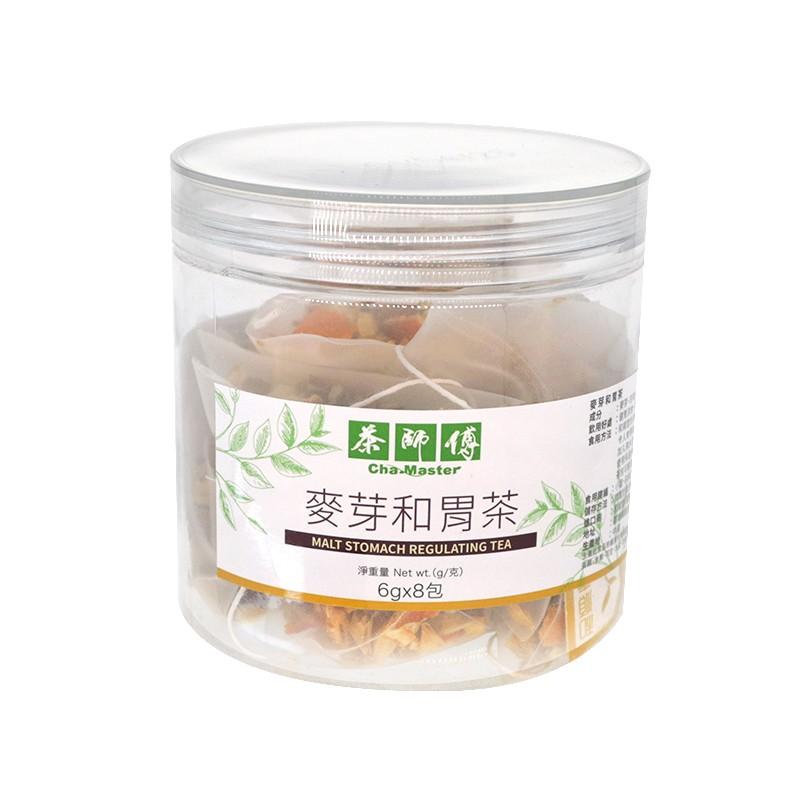 CHA MASTER麥芽和胃茶 6G*8