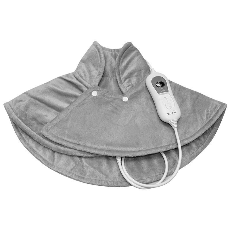 徹里尼肩頸部電暖斗蓬(可手洗/機洗)-型號 :CHC100