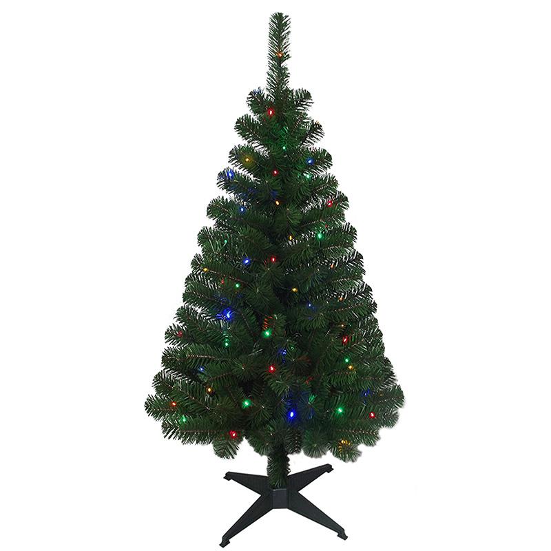陽光4尺LED聖誕樹