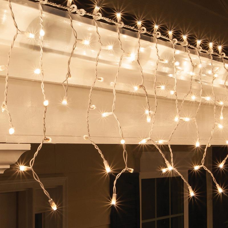 陽光LED窗簾燈串