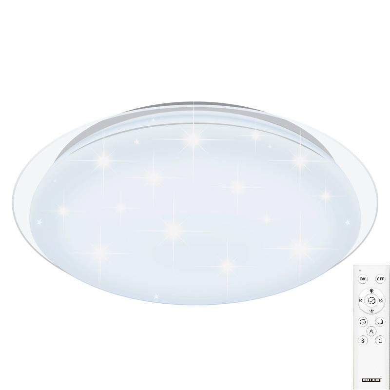 陽光38W 智能遙控吸頂燈C款 (供應商發貨, 到貨將另行通知取貨)