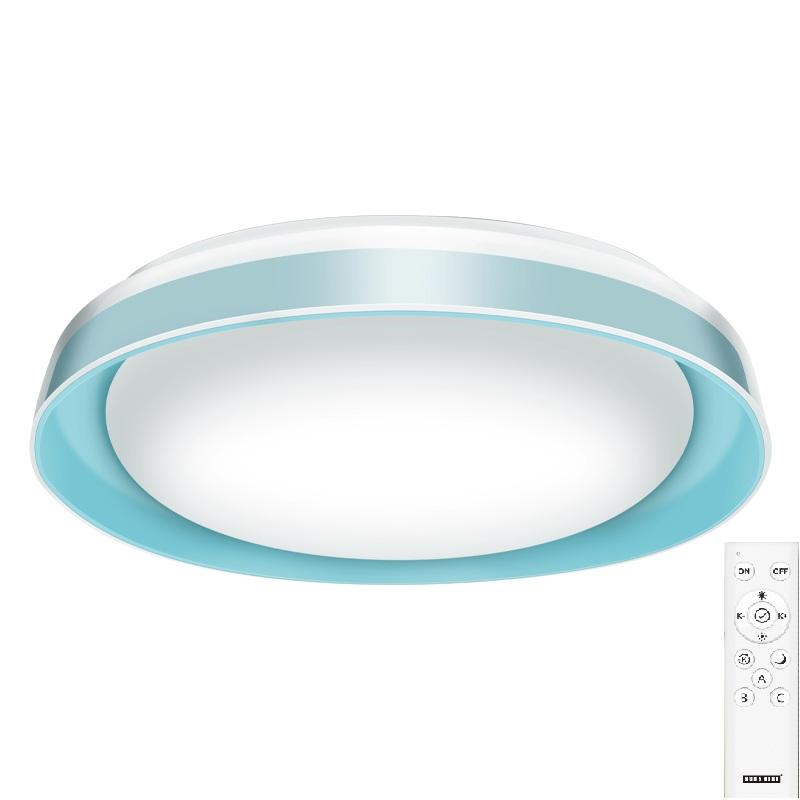陽光30W 智能遙控吸頂燈J款 (供應商發貨, 到貨將另行通知取貨)
