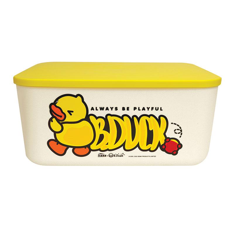 B DUCK儲物膠箱(中)