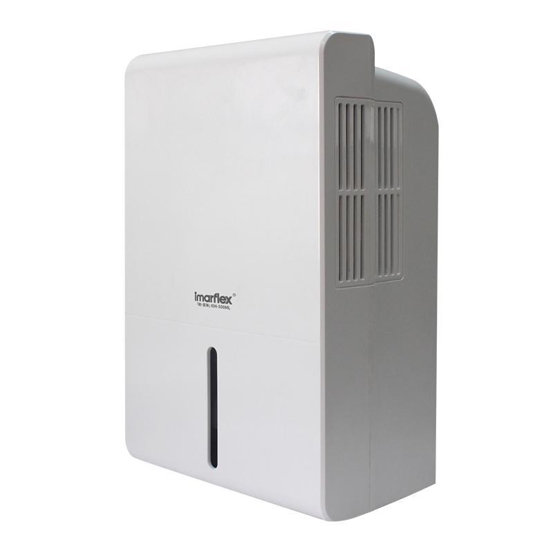 伊瑪迷你靜音抽濕機500ML180x134x285mm *只限門市自取-型號 :  IDH-500ML
