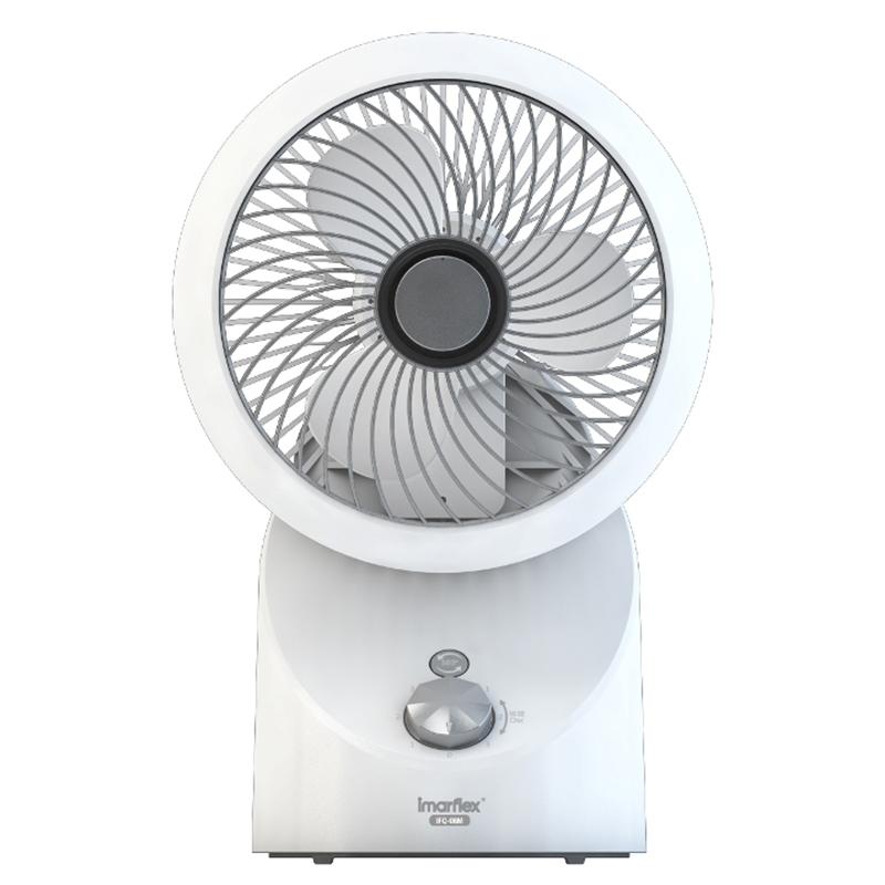 """伊瑪8""""全方位空氣循環扇350x270x250mm *供應商直送 限門市自取 -型號 :IFQ-08M"""