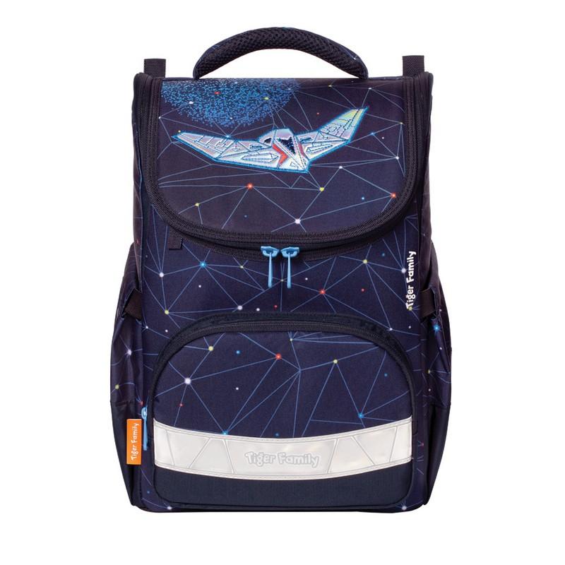 Tiger FamilyEarnest 系列 輕量護脊書包 - Travel In Space 18L [小一至小三適用]