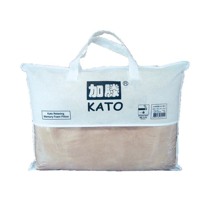 加滕110 輕鬆記憶棉枕頭