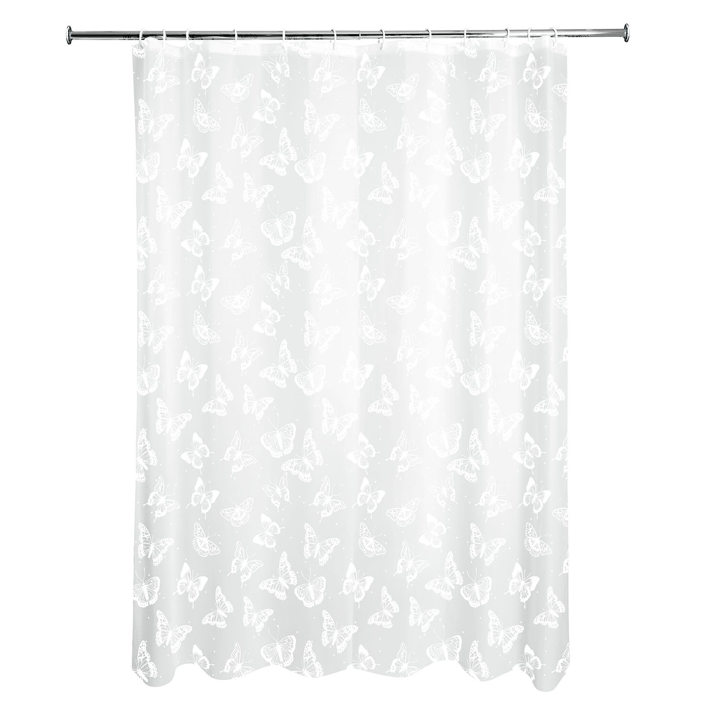 JAPANHOME淨色浴簾