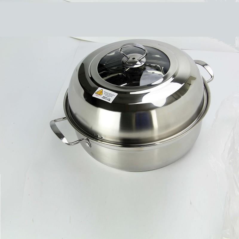 EZ Cook不銹鋼蒸氣桑拿鍋