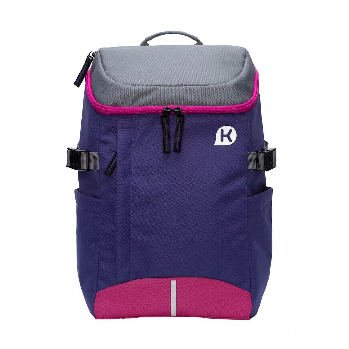 KAGS DUSTIN 2 人體工學小學生用背包-紫色