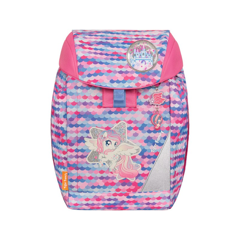 Tiger FamilyEggie 系列 輕量護脊書包 - Pony Layla 14.5L [小一專用]