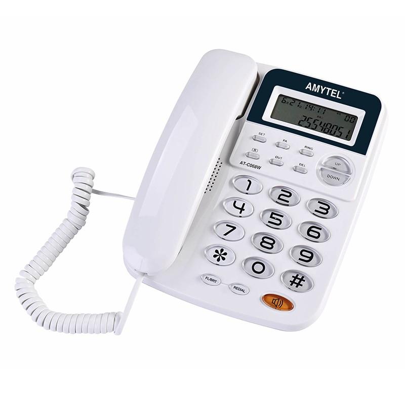 AMYTEL家用來電顯示電話