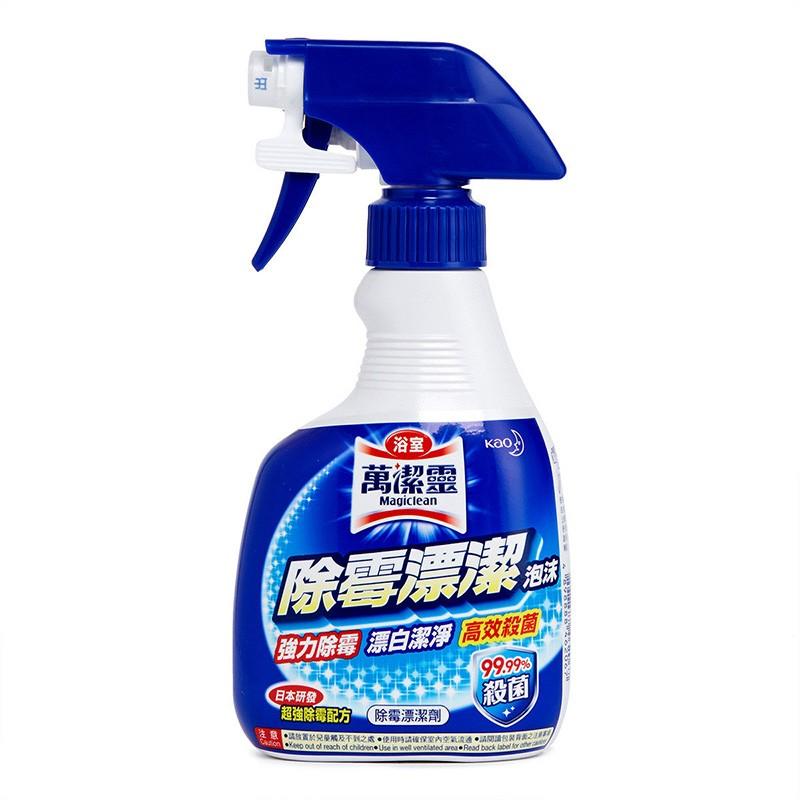KAO萬潔靈浴室漂潔泡沫噴裝400毫升