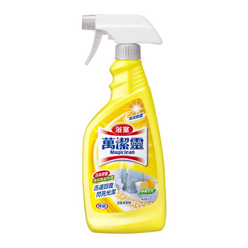 KAO萬潔靈浴室清潔噴裝檸檬500毫升