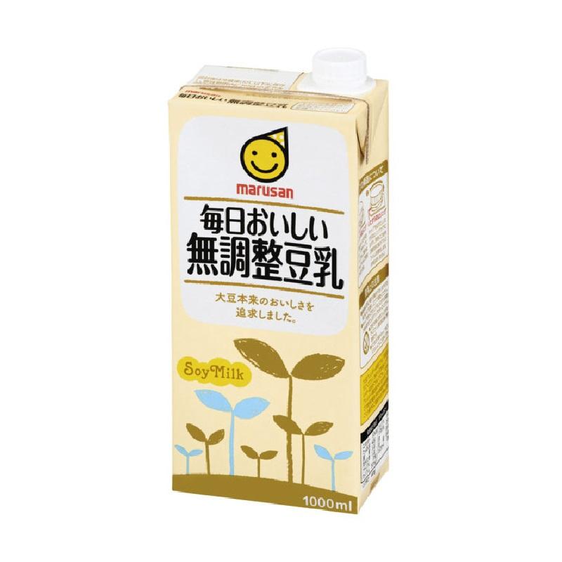 MARUSAN日版無調整豆乳