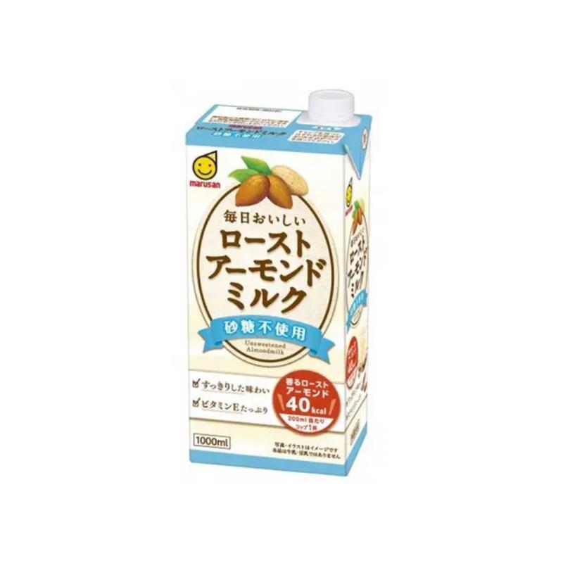 MARUSAN日版無糖杏仁奶