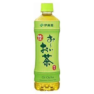 伊藤園綠茶-日版